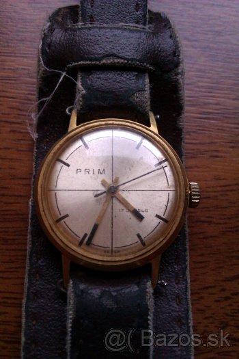 Predám hodinky - burza starožitností - MojeStarozitnosti.sk 8c7627f9a2