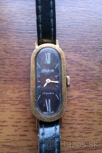 Predám hodinky - burza starožitností - MojeStarozitnosti.sk d05fb4f15c7