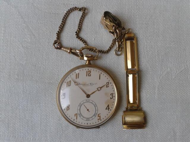 Predam starozitne zlate hodinky IWC SCHAFFHAUSEN - burza ... 4cde6fe251