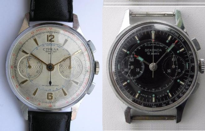 Kúpim sovietske hodinky Strela 39632c5222