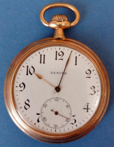 Vreckové hodinky Zenith - burza starožitností - MojeStarozitnosti.sk 9673fbf899