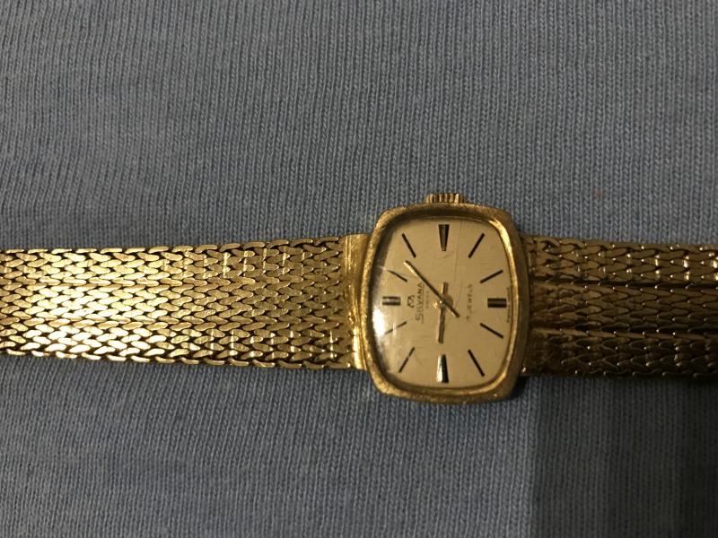 Predám hodinky Silvana - burza starožitností - MojeStarozitnosti.sk d12573c8aa